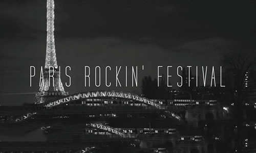 paris rockin festival