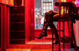 lucciole rosse Amsterdam